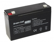 Akumulator AGM Green Cell 6V 12Ah